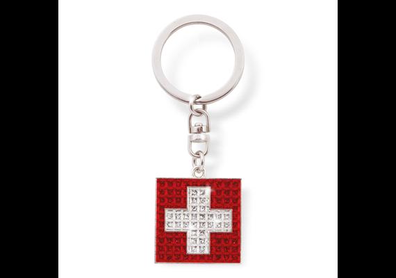 SLA Reflektor Schweizer Kreuz, 3.2 x 3.2 cm