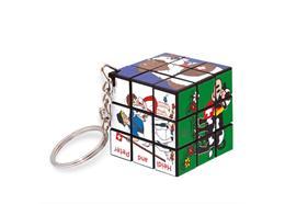 SLA Rubik's © Cube mini 3.4 cm x 3.4 cm x 3.4 cm