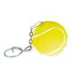 SLA Tennisball gelb, Schlüsselanhänger Ø 4 cm