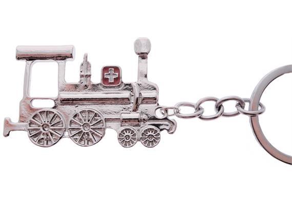 SLA Zug flach (beidseitig) mit CH-Kreuz