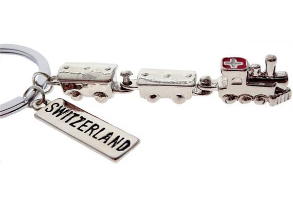SLA Zug mit Switzerland Platte