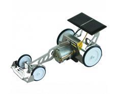 Solar Racer F1, Metall