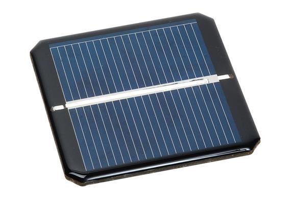 Solarpanel 750mA / 0,5V