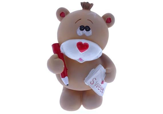 Sparkasse Teddybär H21.5cm