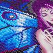 Spell Weaver: Anne Stokes, 30x30cm Crystal Art Kit | Bild 3