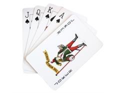 Spielkarten Schwitzerland, 52 Karten + 2 Joker