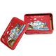 Spielkartenbox Metall mit CH Motiv - Ohne Karten