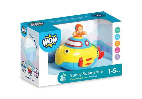 Sunny Submarine (Bath toy)