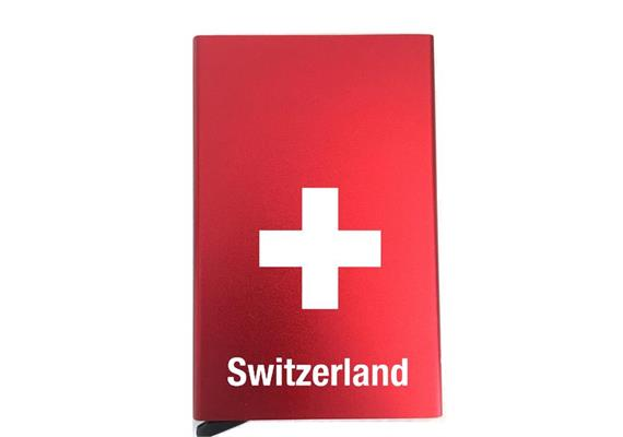 Swiss Kreditkarten Halter - RFID geschützt