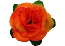 Tangerine, Romantic Roses Forever Flowerz - Makes 35