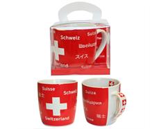 Tasse LD Mug in PVC Geschenkbox 3.5 dl
