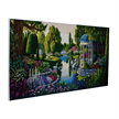 The Secret Garden, 40x90cm Crystal Art Kit | Bild 3