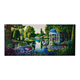The Secret Garden, 40x90cm Crystal Art Kit