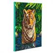 Tiger Pool, 30x30cm Crystal Art Kit | Bild 2
