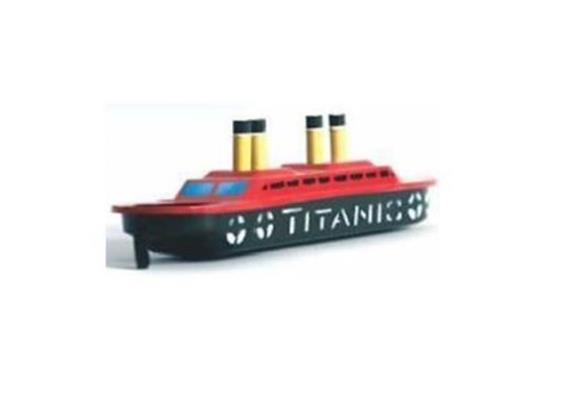 TITANIC HAND PAINTED