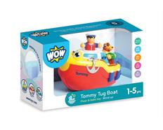 Tommy Tug Boat (bath toy)