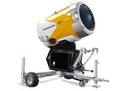 TR10 Propellermaschine -Schneekanone auf Unterwagen