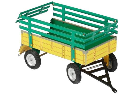 Trailer with Extention