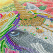 Unicorn Forest, 40x50cm Crystal Art Kit   Bild 2