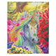 Unicorn Forest, 40x50cm Crystal Art Kit