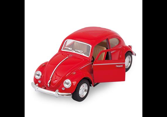 VW Käfer rot neutral, gross 1967, 17cm