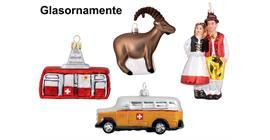 Weihnachtsschmuck - Ornamente Polypins