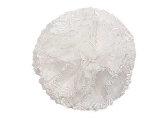 White, Classic Carnations Forever Flowerz - Makes 30