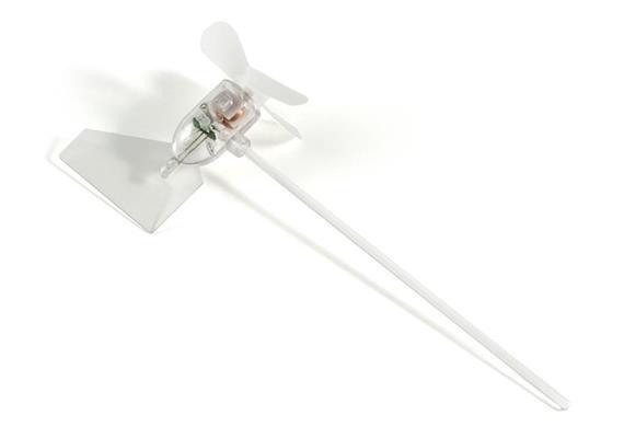 Windgenerator LED