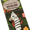 Zebra, Wildlife Crystal Art Pick Up Pen | Bild 2