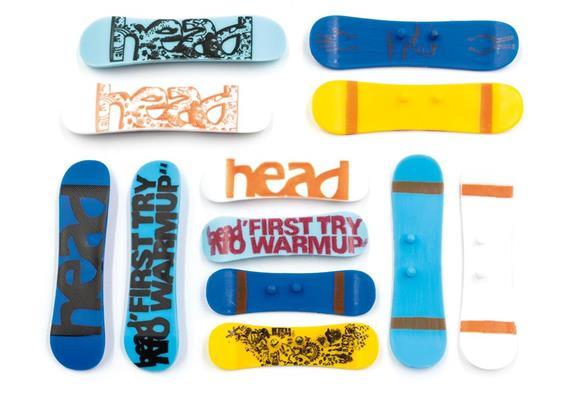 12 Head Snowboards