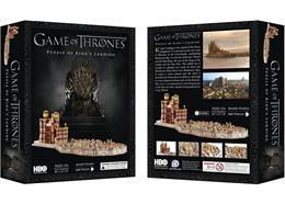 3D Game of Thrones: Kings Landing