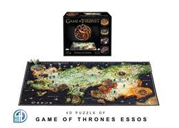 4D Game of Thrones: Essos