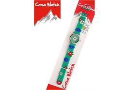 Creawatch Kinderuhr, Schweizer Collection Edelweiss