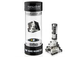 Cubes 125 Onyx argent / silver