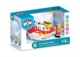 Fireboat Felix (Bath toy)