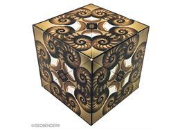 GeoBender Cube - Nautilus