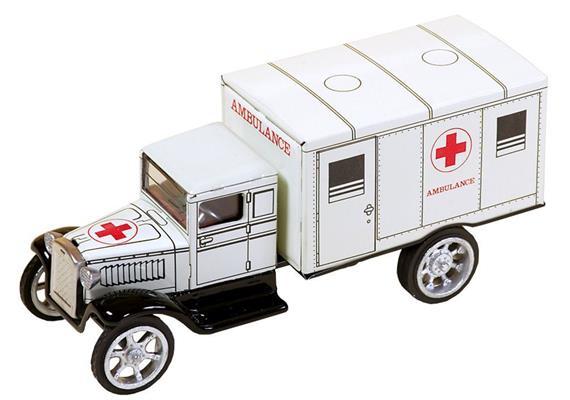 Hawkeye Ambulance white / desert / army