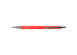 Kugelschreiber Luna Swiss, rot mit CH Kreuz