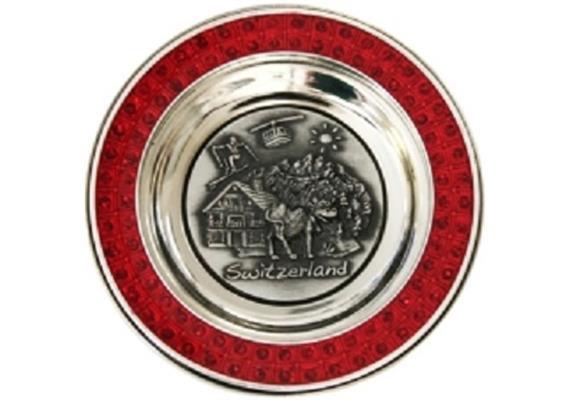 Magnet CL red Magnet mit Switzerland