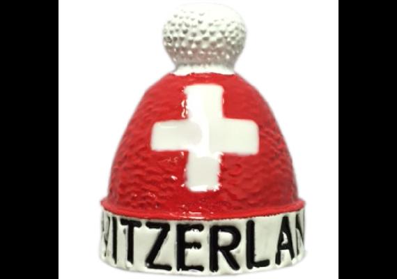 Magnet Mütze Switzerland