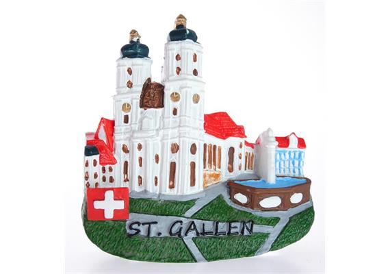 Magnet St. Gallen - Kloster