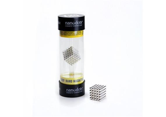 Nanodots 125 Argent/Silver