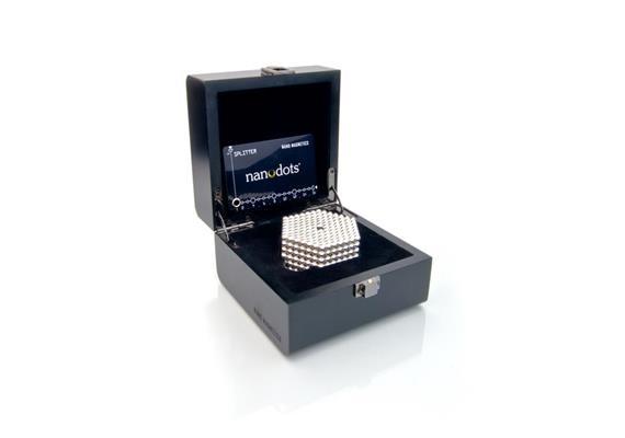 Nanodots 1260 Argent/Silver