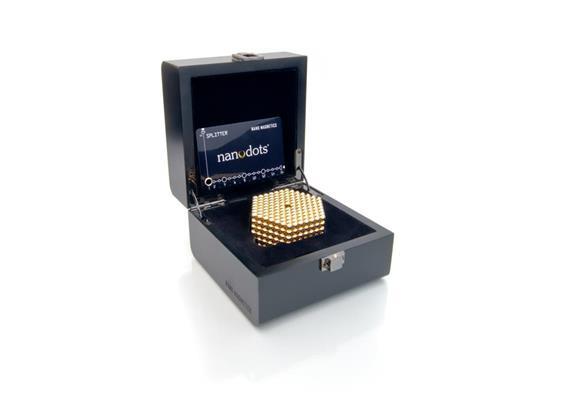 Nanodots 1260 Or/Gold