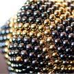 Nanodots 216 Noir/Black | Bild 4