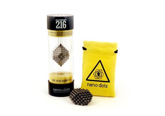 Nanodots 216 Noir/Black