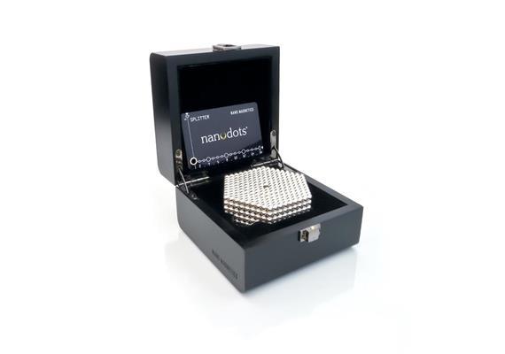 Nanodots 2160 Argent/Silver