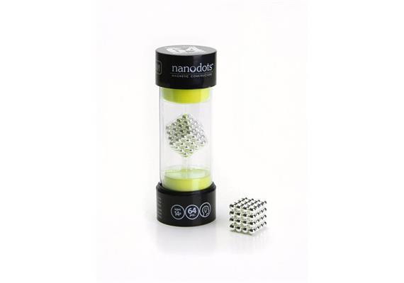 Nanodots 64 Argent/Silver