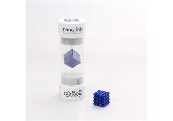 Nanodots 64 Bleu/Blue