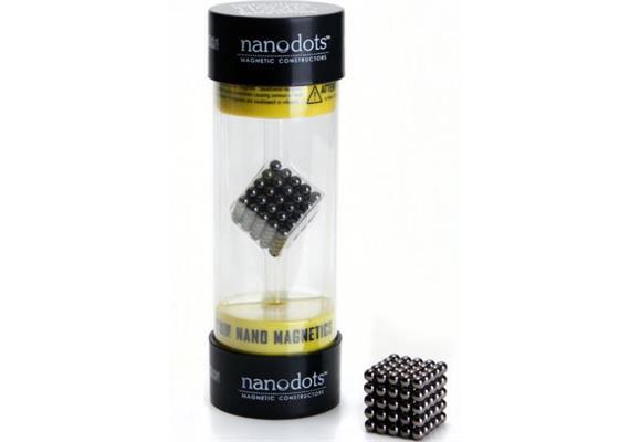 Nanodots 64 Noir/Black